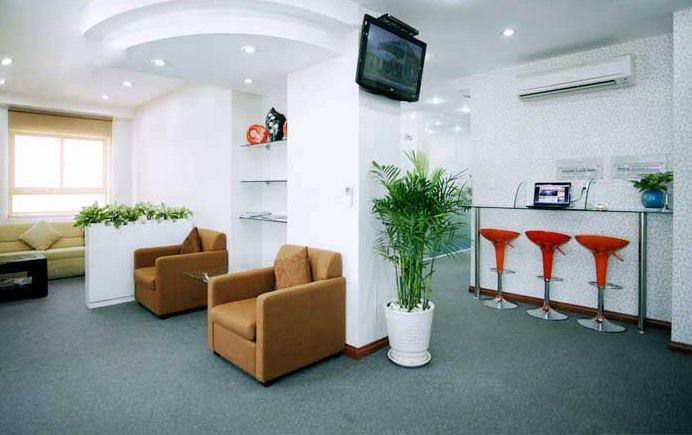 Cho thuê cây cảnh nội thất văn phòng tại hà nội